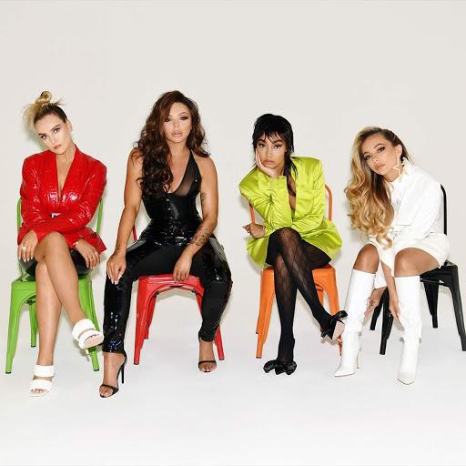 Little Mix girl group